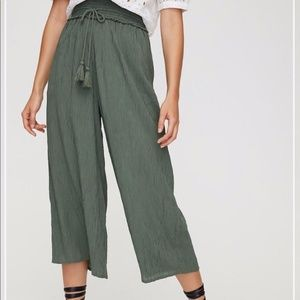 Wilfred Nanterre Pants Olive Green